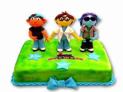 עוגה של מיקמק